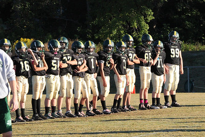 PGMS JV vs Pinecrest Academy - Oct. 12, 2013