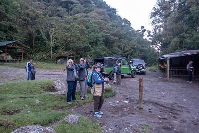 March 9-  Parque Regional Ucumari-El Cedral, Otun Quimbaya Lodge