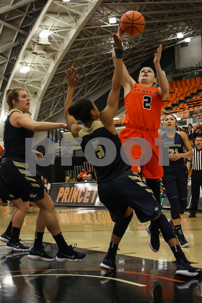 Princeton WBB vs George Washington 110917