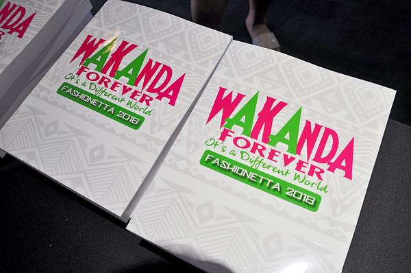 Wakanda Forever Fashionnetta Nov 3, 2018