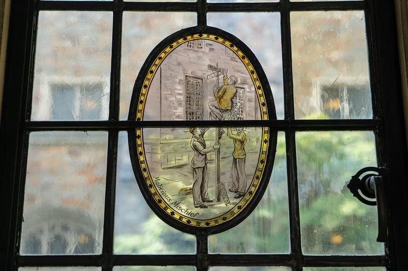 University of Michigan Law Quad