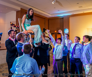 Jake and Maddie's B'Nai Mitzvah Reception