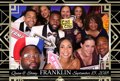 Quan and Ebony Wedding