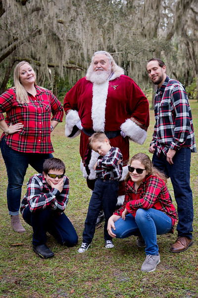 Santa Minis 2018: Claire, Mike, Tyler, Genevieve, and Gideon!