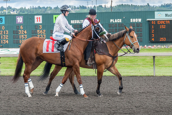 Emerald Downs - Washington State