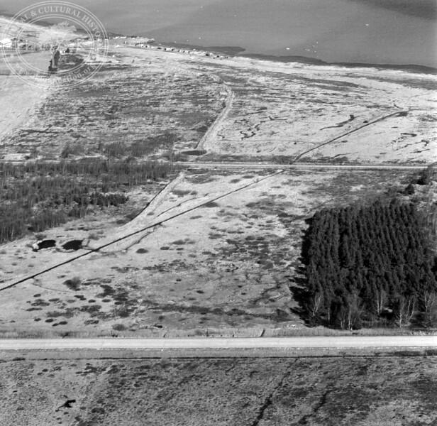 Knösen, Höllviken from southeast | EE.1980