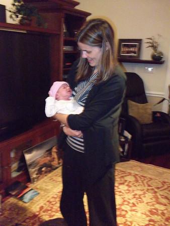 Etta Lin Davis First Visit - 10.12.2010