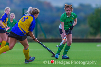 2016-10-22 - Ladies 1st's vs. Kingston Upon Hull 1st's