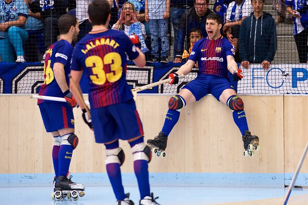 F4 Euroleague Cup final: FC Barcelona vs FC Porto