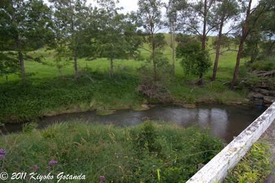 Deep Creek, Valla Road