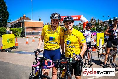 Cycle Swarm Norwich 2018 1430-1500