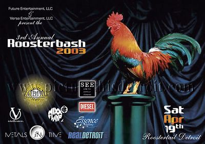 3rd Annual Roosterbash 2003