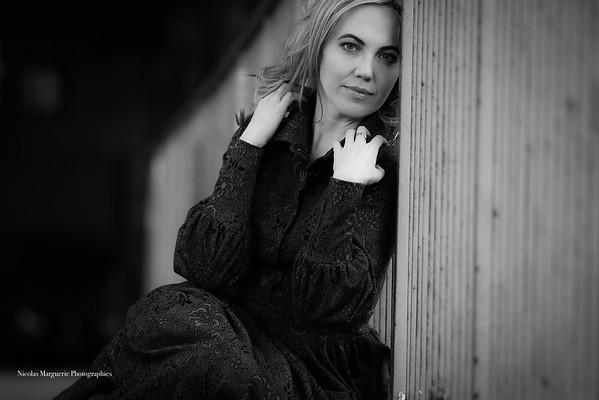 Natasha,Pont Bir Hakeim, Un Jour de Mars 2017
