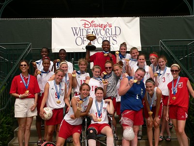 Bringing home the GOLD