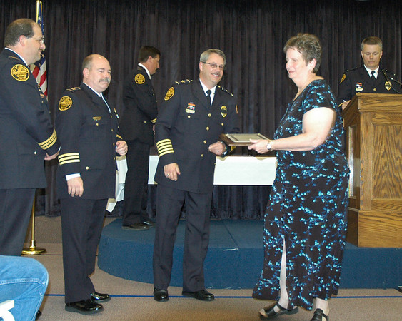 2007 Ashland Police Awards Ceremony