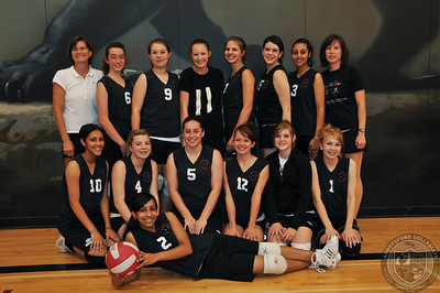 2008 - Junior Girls Volleyball