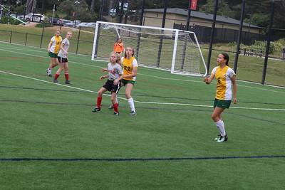Varsity Green Soccer vs. Hamlin School | May 8, 2019