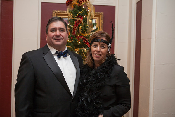 2013 Holiday Party - Roaring 20s!