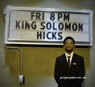 20170224 King Solomon Hicks
