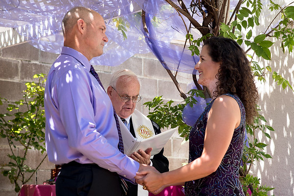 Sorrell Backyard Wedding