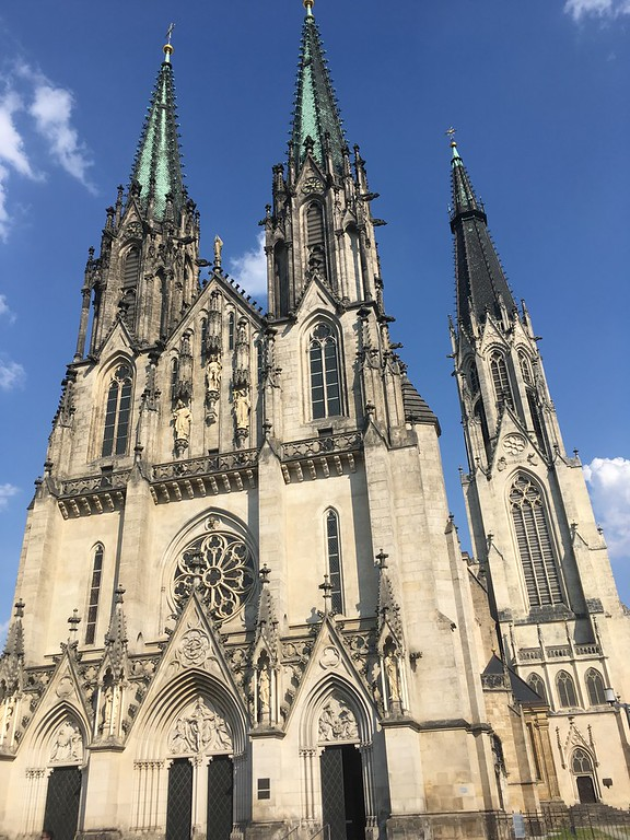 20 Things to do in Olomouc Czech Republic - Cathedral