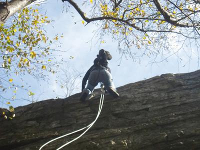 2011/10/16 Climbing