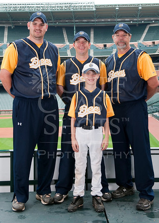 2008-04-26 Bees LL Baseball Team