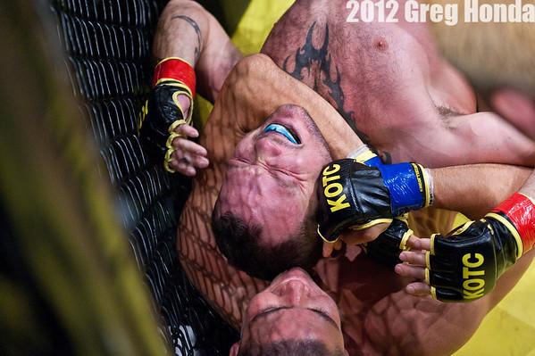 Evan Lowther vs Brett Nakamura