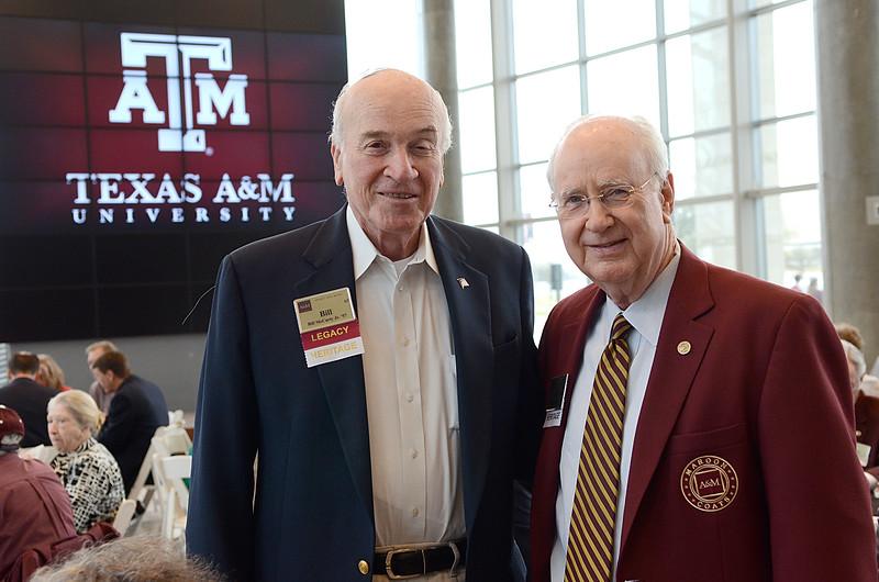 Bill McCarty Jr '57, Ed Davis '67