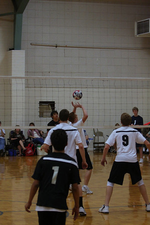 Club Cougar Volleyball