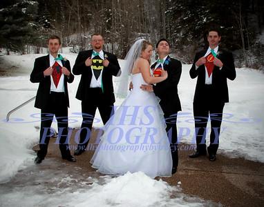 Lozano Wedding - Wedding Party