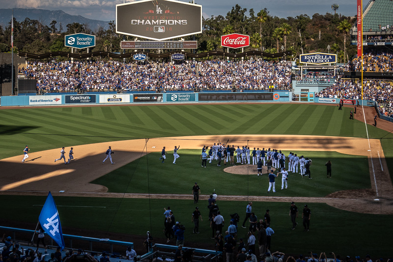 October 1 - DODGERS win 6th National league West Championship in a row!.jpg