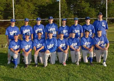 FLHS: Ludlowe baseball at St. Joes (JV)