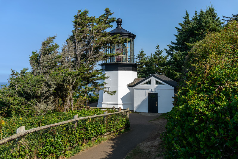 Cape Mears Lighthouse, Oegon