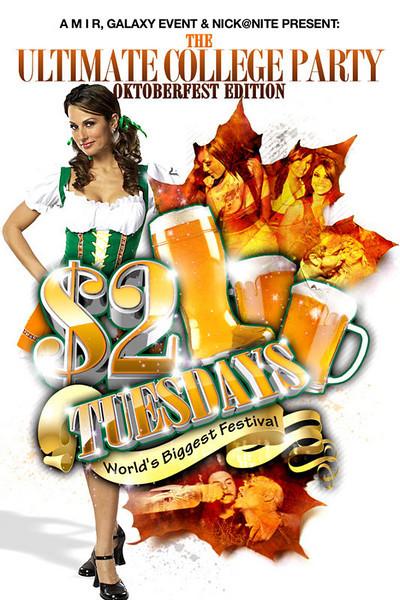 $2 Tuesday @ Sabor Tapas Bar & Lounge 10.6.09
