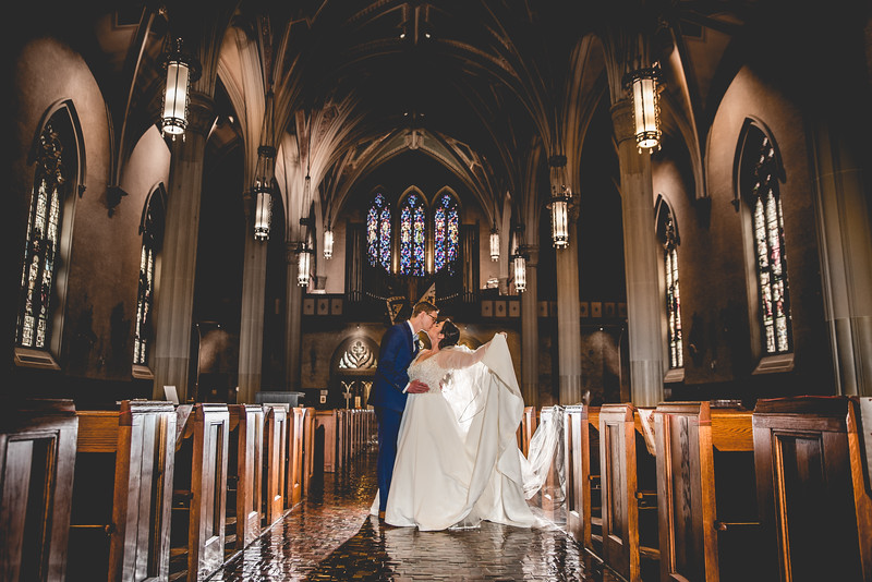 Mr. & Mrs. Shefcik l A Blair Conference Center Wedding