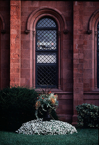"""Smithsonian Institution, """"the Castle"""""""