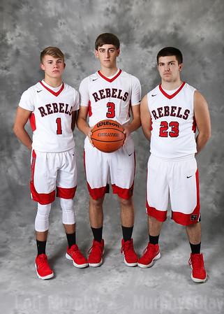 SNHS Boys Basketball 2018-2019
