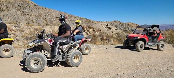 10/28/20 Eldorado Canyon ATV Tour