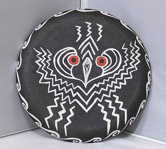 Bird/Snake (Masks of the Goddess) by Wendilyn Emrys