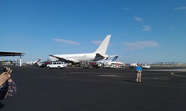 BOEING 787-Dreamliner tour