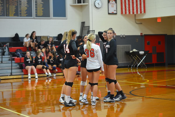 Girls Volleyball: GA vs Lawrenceville