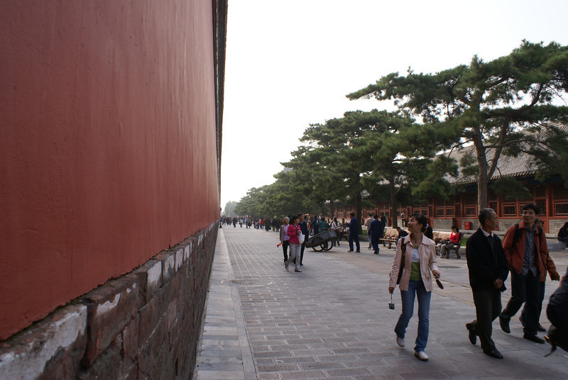 Forbidden City... it just keeps going.  Beijing