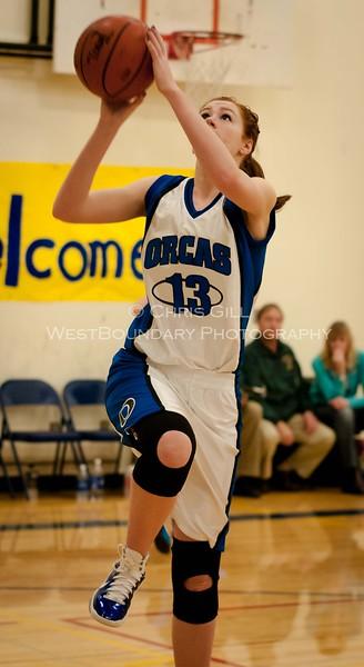 Lady Vikings Basketball 2010/11