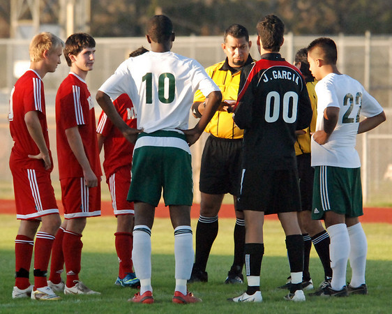 Cyfair Soccer Tournament Game 1 Hurricanes vs Memorial
