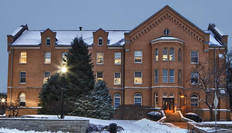 Williston Hall