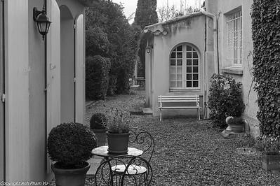 Visit Christophe Provence December 2015