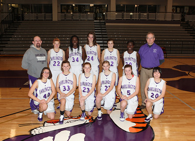 DS JV Basketball Teams 2010-2011