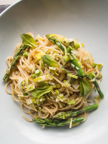asparagus pasta by window.jpg