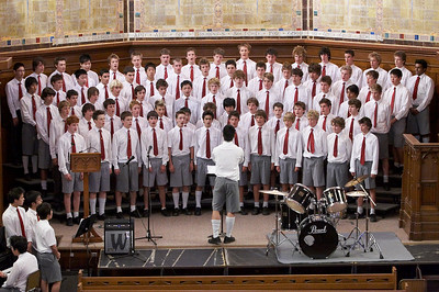 Scotch College House Chorals 28/03/2007